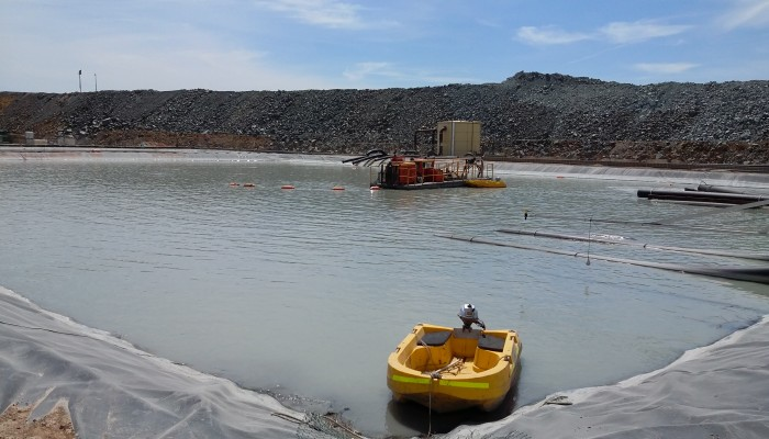 Barrick Gold Mine